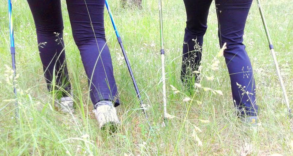 Nordic Walking – začiatočníci