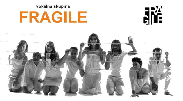 Koncert skupiny Fragile